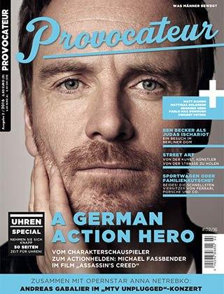Provocateur German Action Hero