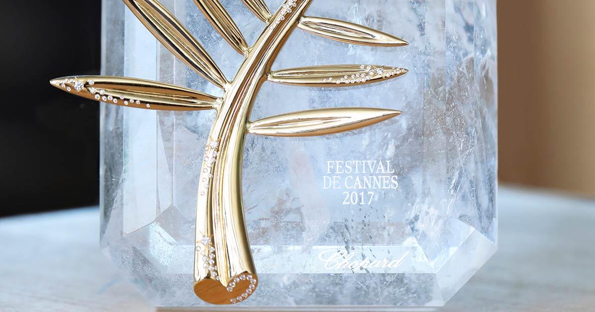 Cannes feiert in diesem Jahr sein 70. Jubiläum – die Kooperation mit Chopard und der Palme d'or begeht den 20. Geburtstag.