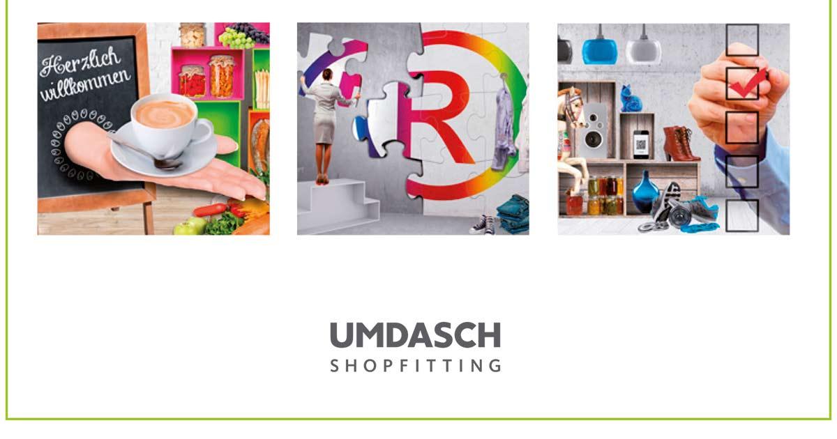 Auch dieses Jahr entführt die Umdasch Shop Academy wieder in spannende Retailwelten.