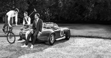 BAUME & MERCIERS TRIBUTE TO GENTLESPORTSMEN