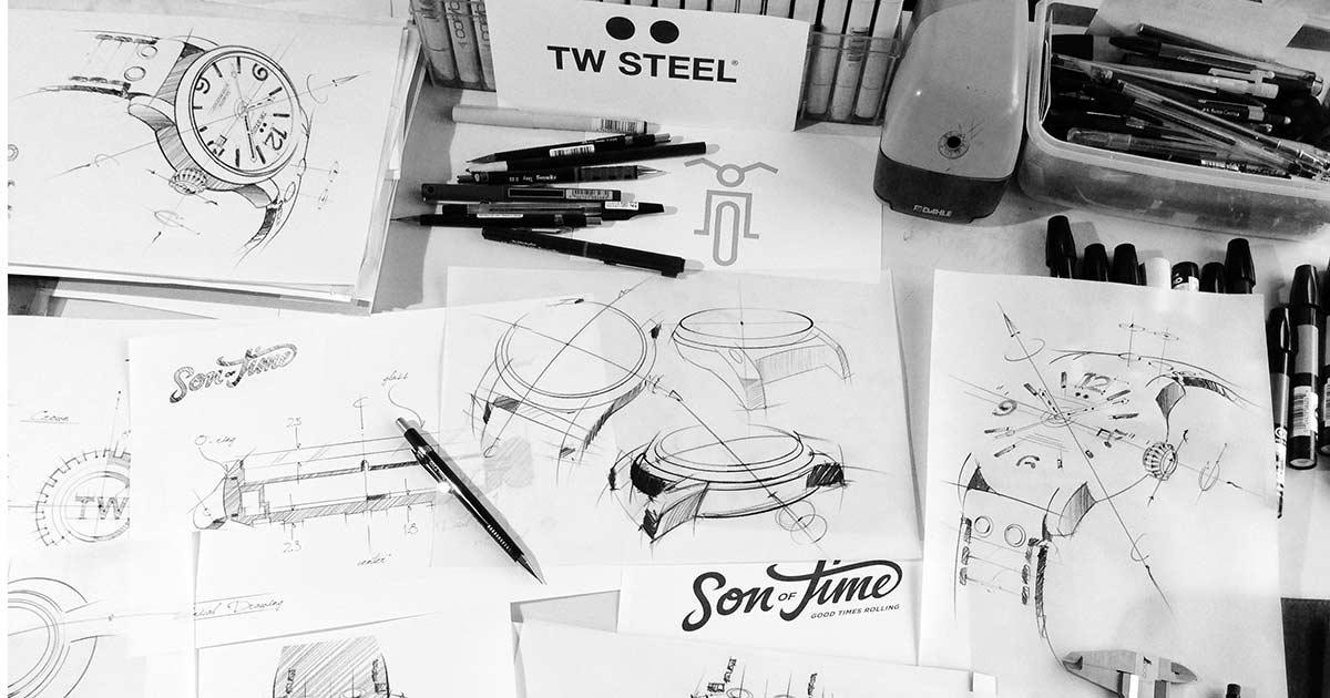 """TW Steel launcht bereits zum zweiten Mal die Special Edition """"Son of a Time""""."""