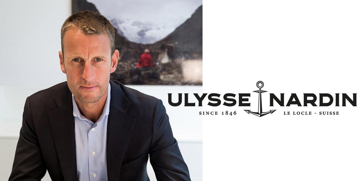 Patrick Pruniaux_CEO zu Ulysse Nardin