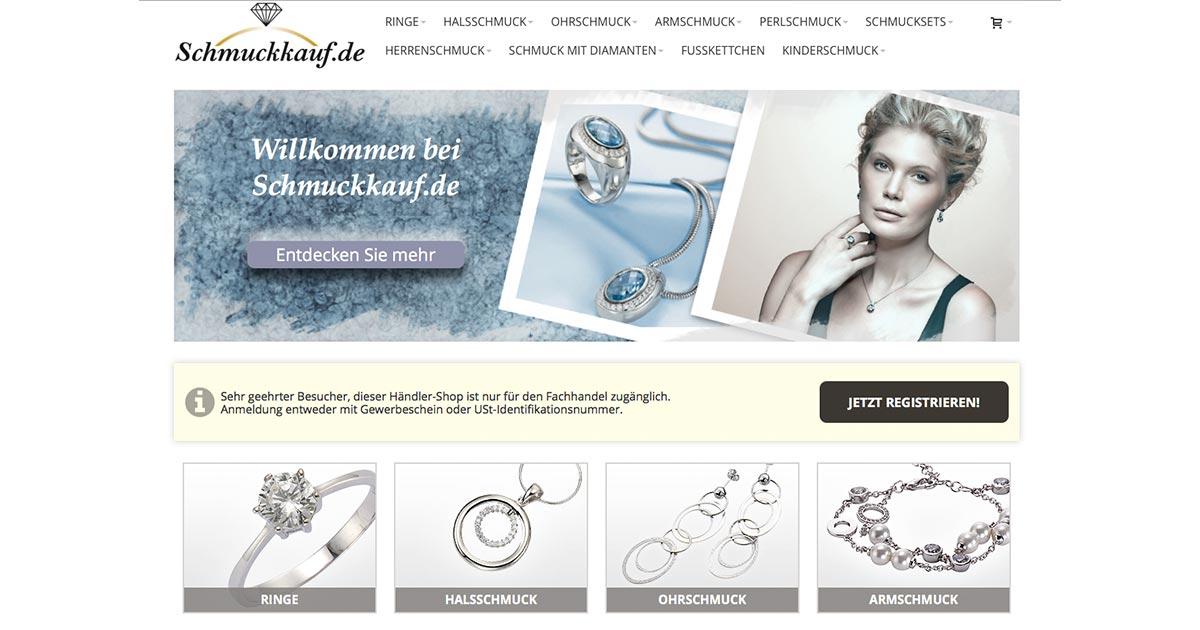 Die Horst Kleckow GmbH aus Pforzheim hat jetzt einen Online-Shop an den Start gebracht.