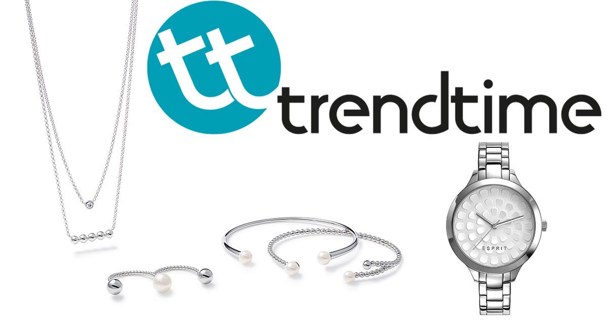 Ab 2018 ist die TT Trendtime auch in Sachen Esprit Uhren und Schmuck in Deutschland unterwegs.