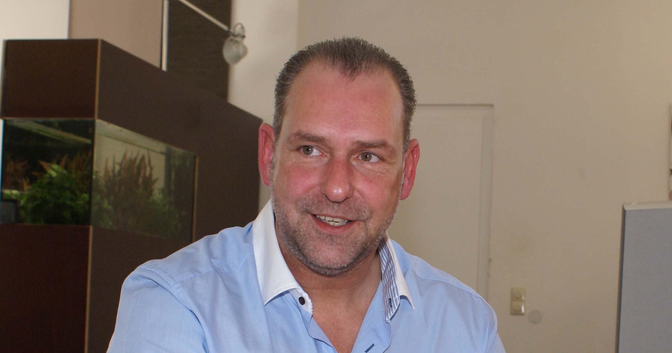 Dirk Proksch ist neuer Head of Sales bei Sternglas.