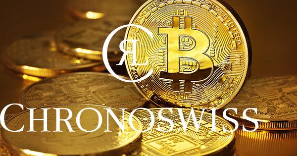 Ab sofort akzeptiert die Uhrenmarke auch die Blockchain-basierten Währung Bitcoins (BTC) in ihrem Webshop.