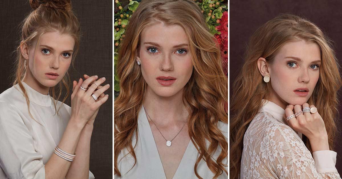 Mit eleganten Modelbildern weckt Joanli Nor die Begehrlichkeit.