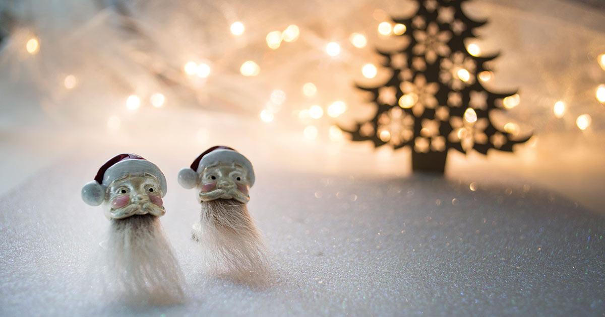 Santa Claus is coming to town ... mit Deakin & Francis gibt´s für das Handgelenk das Passende für Weihnachten.
