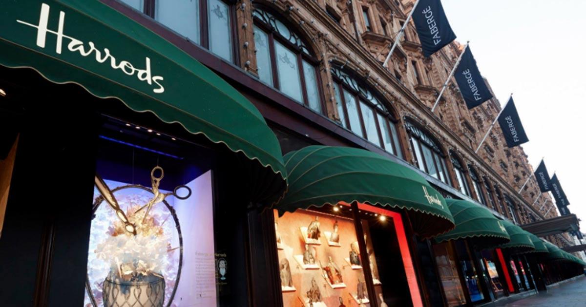 Die Swatch Group wird es vorerst nicht mehr beim Nobelkaufhaus Harrods geben.