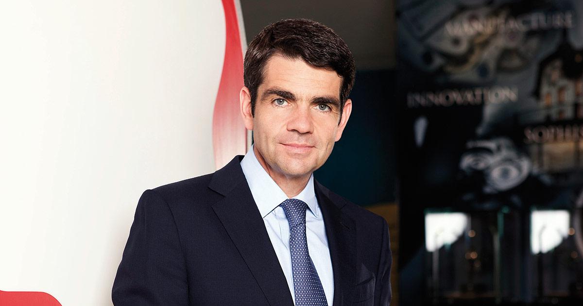 Jerome Lambert ist der neue Uhrenchef von Richemont – behält aber auch die Verantwortung für das operative Geschäft des Gesamtkonzerns.