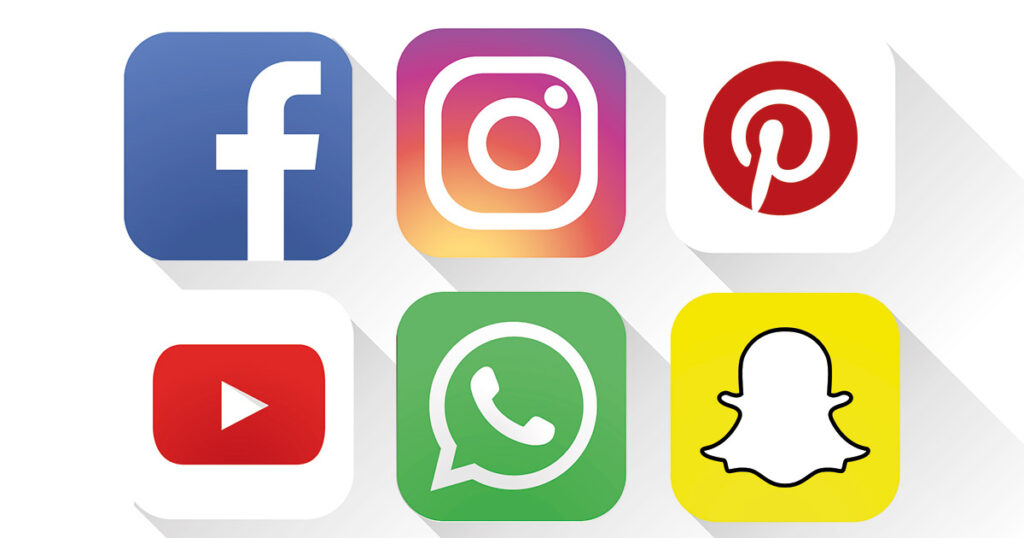 Facebook, Instagram, Pinterest, YouTube, WhatsApp oder Snapchat ... jedes Portal hat Vorteile, die es zu nutzen gilt!