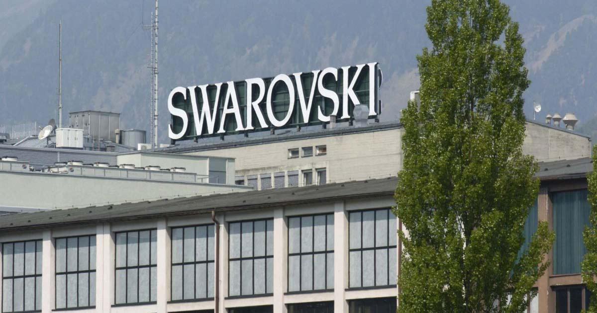 Swarovski streicht 600 Stellen, ein Drittel davon in Wattens.