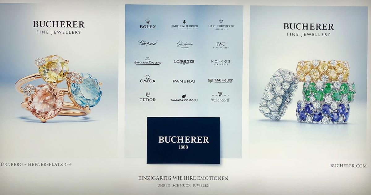 Rolex – auch für Bucherer eine wichtige Marke. Und doch wird der Filialist künftig in Davos ohne sie auskommen müssen.