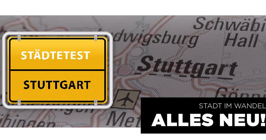 Alles neu: Das Bahnhofsprojekt Stuttgart 21 wirbelt auch die Juwelierlandschaft durcheinander, wie ein Vergleich des aktuellen Städtetest mit 2007 zeigt.
