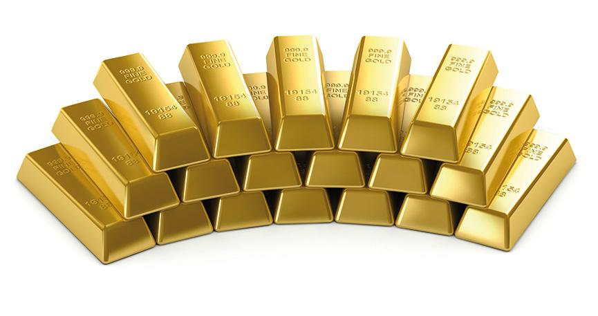 Gold ist bei Deutschen beliebt wie nie.