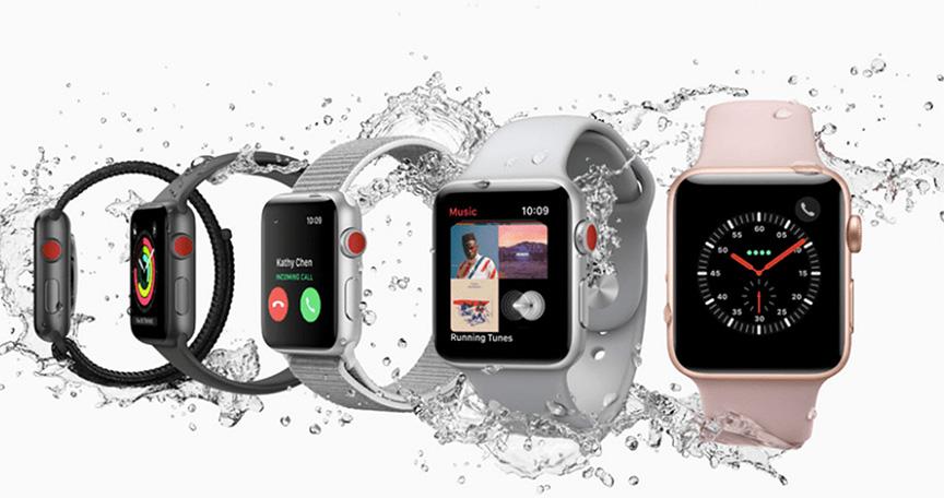 Die Apple Watch 3 ist so erfolgreich wie keine Apple Watch zuvor.