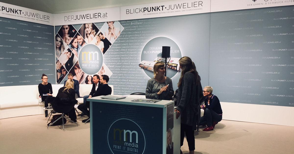 Welcome to Munich! Die Inhorgenta hat wieder ihre Tore geöffnet ... und wir sind mit dabei! Sowohl mit einem eigenen Messestand in Halle B1/162 als auch für Sie in den Hallen vor Ort. Heute waren wir in Halle B2 bei den Trends und haben für Sie unsere Highlights zusammengestellt.