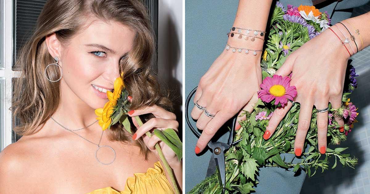 Inspiriert von modernen Trends und Styles und doch klassisch-schlichte Eleganz.