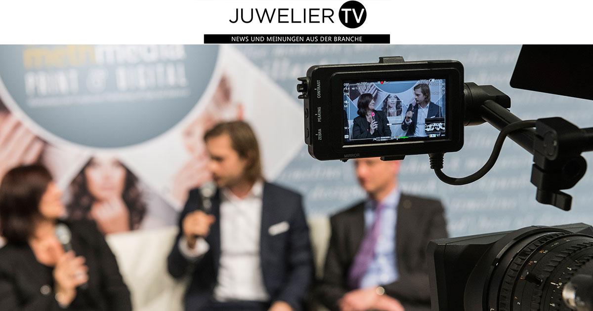 Schon bald gibt's die ersten Videos im JuwelierTV 2018 zu sehen.