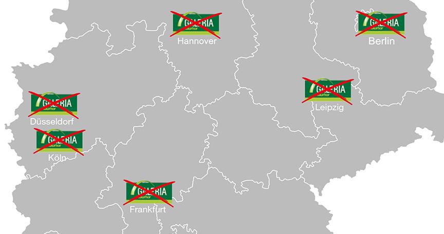 Junghans hat sich komplett bei Galeria Kaufhof zurückgezogen. Ende Januar wurden die letzten acht Depots aufgegeben.