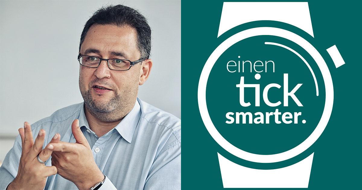 Patrick Schaab verlässt als Vertriebschef Komsa, unter deren Dach Smartwatch-Marken wie Samsung, Garmin, Fitbit oder Pebble distribuiert werden.