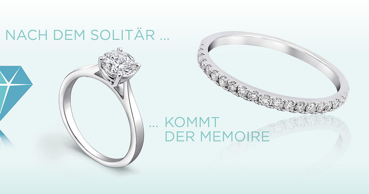 Diamantschmuck ist ein wichtiger Umsatzbringer beim Juwelier.