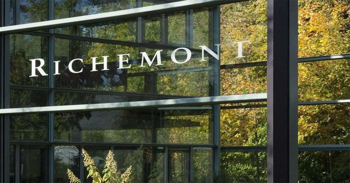 Der Schweizer Luxusgüterkonzern platziert Anleihe in Milliardenhöhe © Keystone/EPA/RICHEMONT