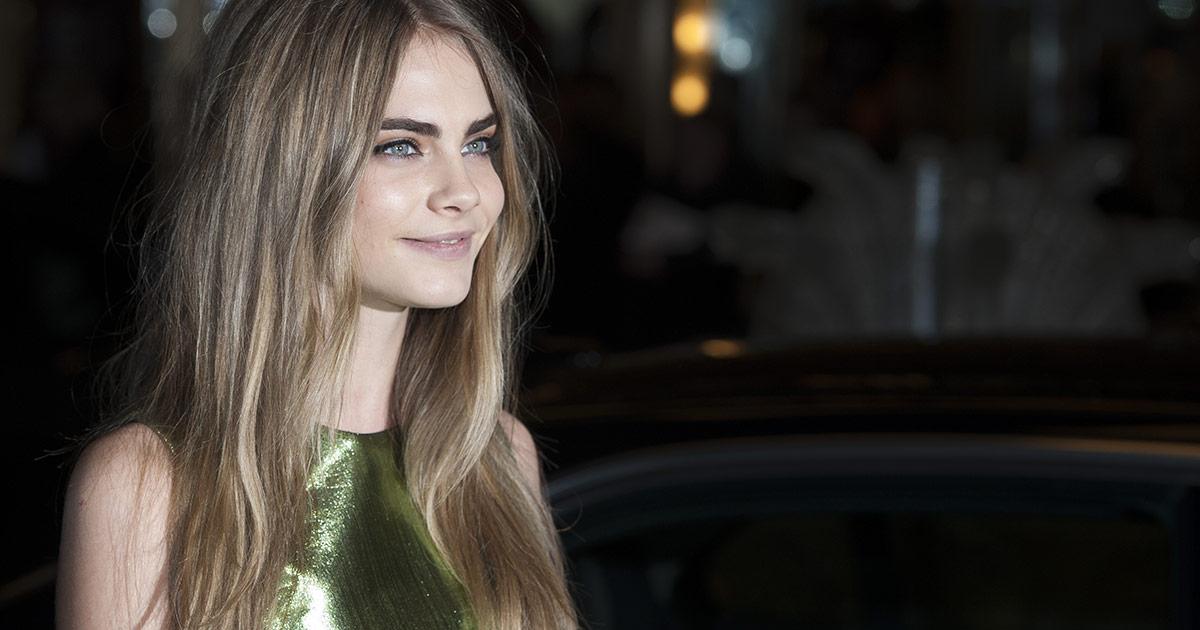 TAG Heuer-Kampagne mit Topmodel Cara Delevingne gestoppt.