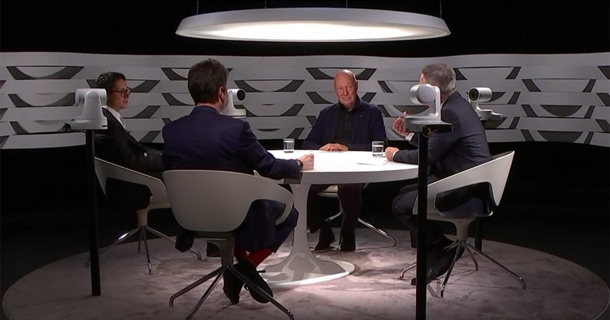 Im Talk: Jean-Claude Biver, Jérôme Biard und Philipp Man (Chronext) über Krisen, Emotionen und den richtigen Weg in die digitale Zukunft.