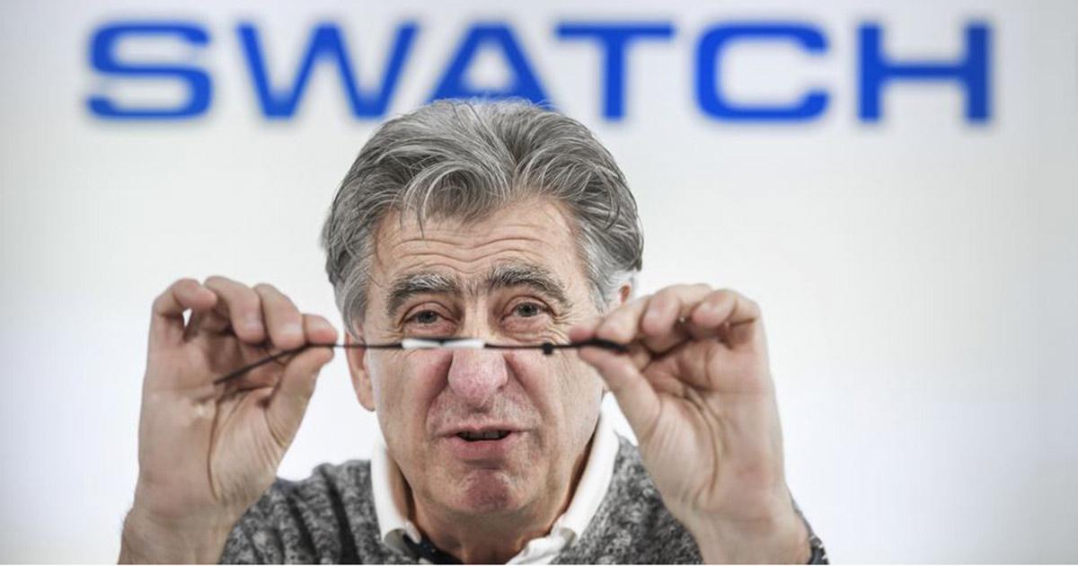 Nick Hayek von der Swatch Group will keine Rückkehr zur Baselmesse.