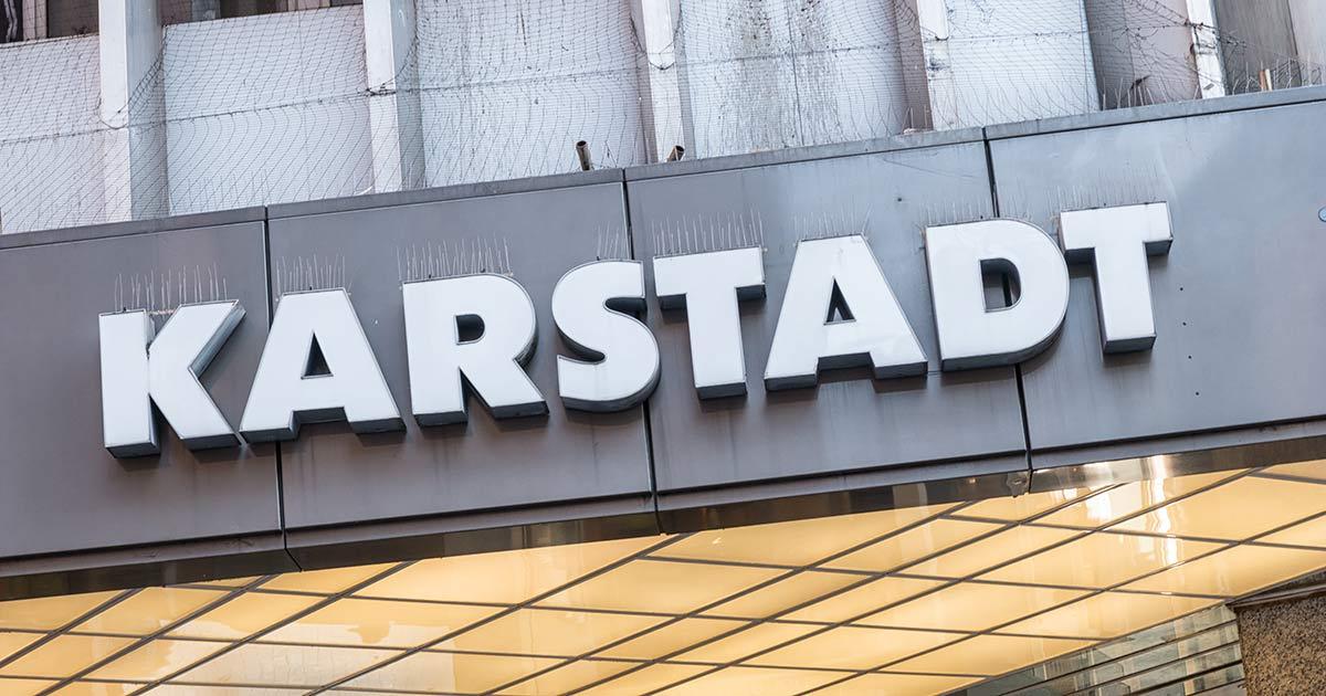Der Warenhauskonzern Karstadt scheint seine Krise überwunden zu haben.