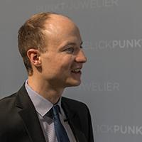 Simon Schoen von Garmin