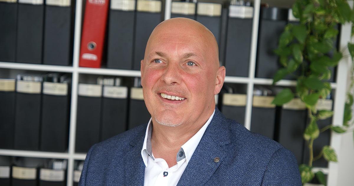 Alexander Schmidt aus Au am Rhein ist seit mehr als 17 Jahren Profi in Sachen Räumungs- und Aktionsverkauf.
