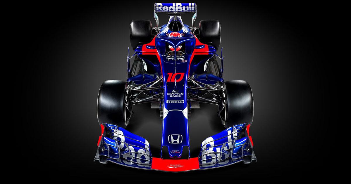 Die rasante Kooperation von Casio Edifice & Formel-1-Rennstall Scuderia Toro Rosso geht in die Verlängerung.