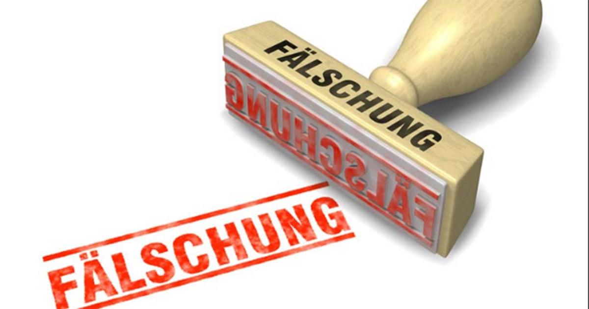 Durch Fälschungen gehen Herstellern in der EU jährlich 60 Mrd. Euro verloren.