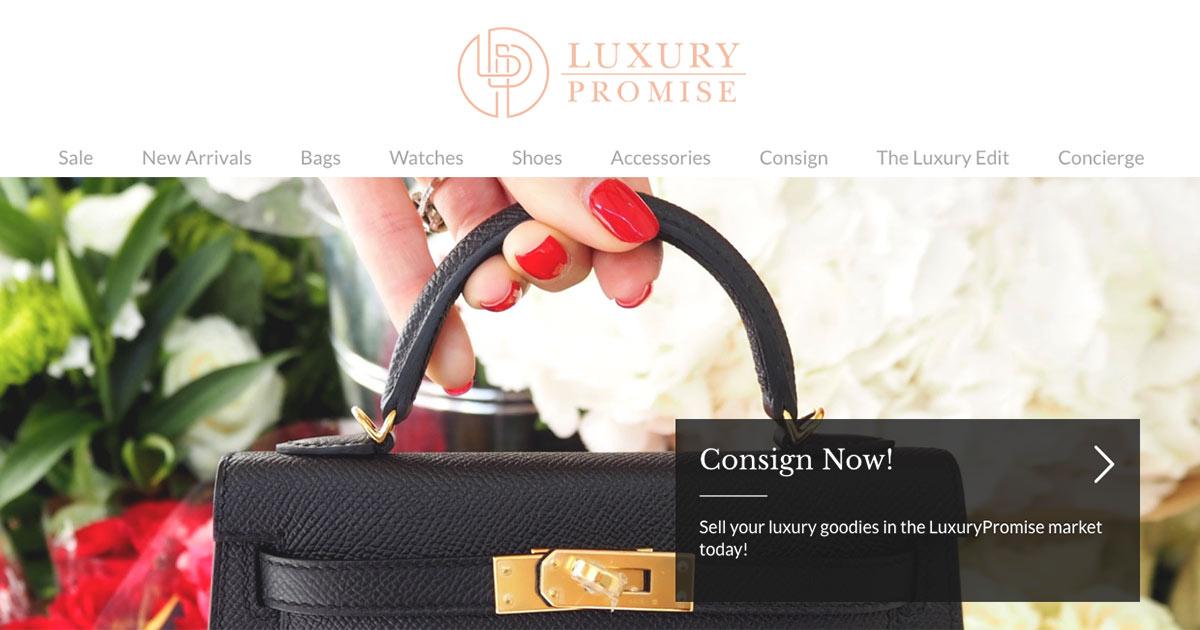 Die E-Commerce-Plattforrm Luxury Promise arbeitet künftig mit künstlicher Intelligenz.