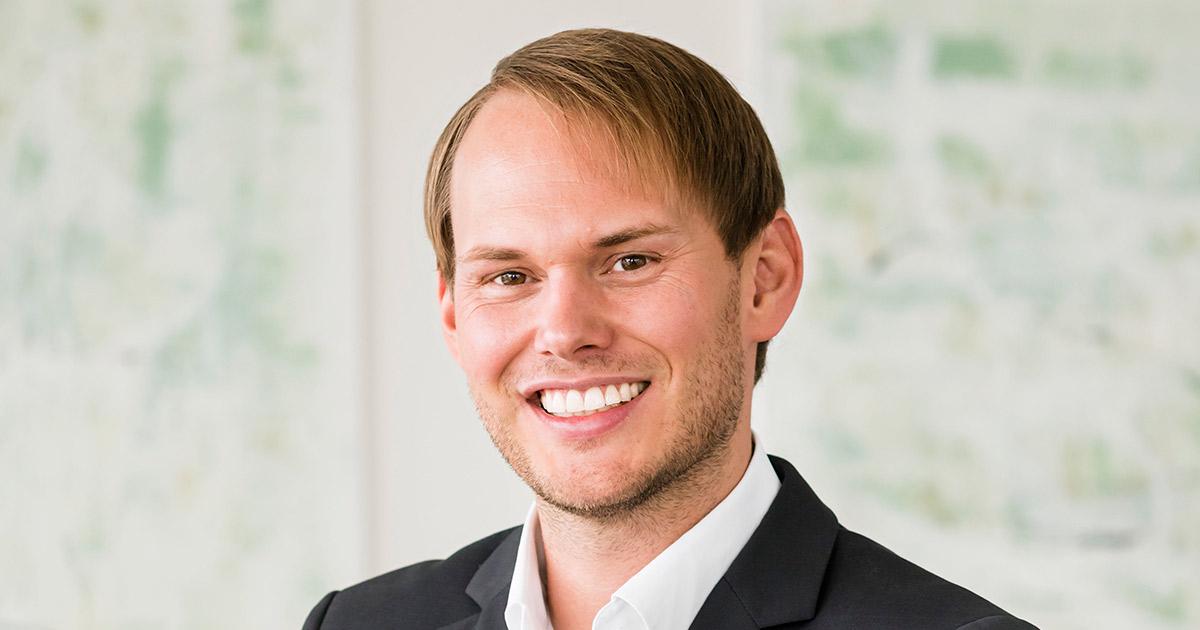CV-Geschäftsführer Matthias Wolf.