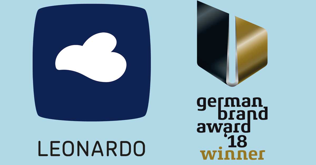 German Brand Award für Leonardo