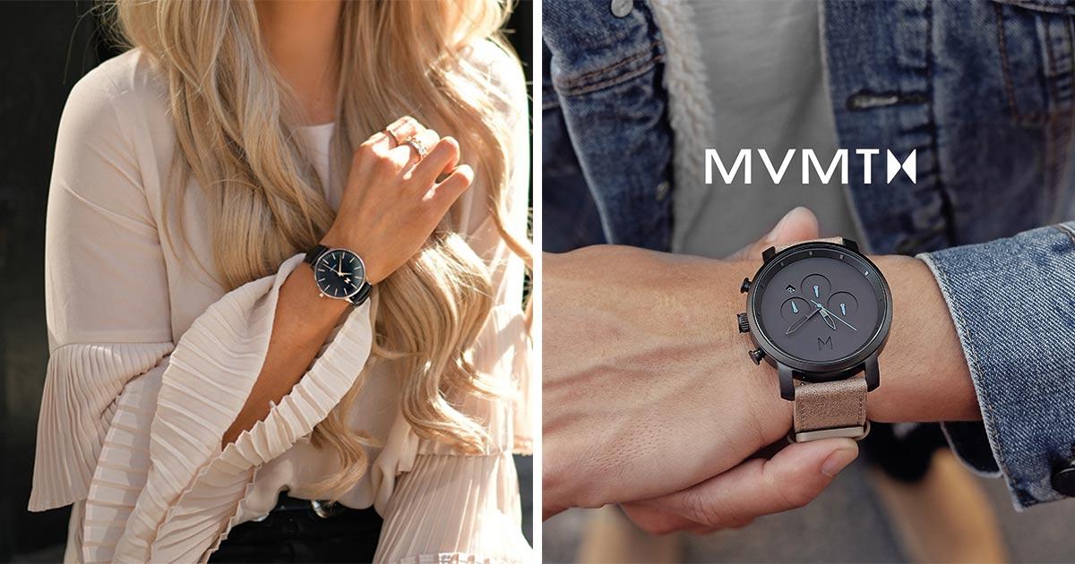 MVMT Uhren sind jetzt auch im stationären Fachhandel erhältlich.