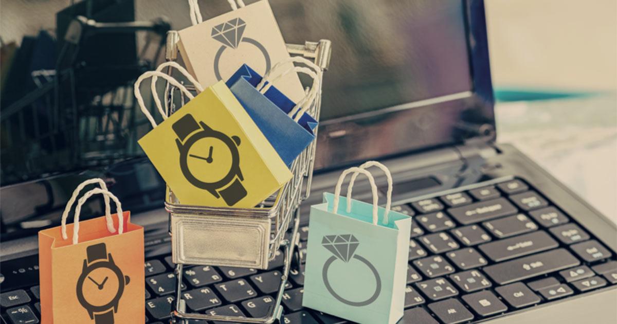 Uhren und Schmuck verkaufen sich immer besser im Netz. Im ersten Quartal 2018 nahm das Segment mit 34,8 % am stärksten zu.