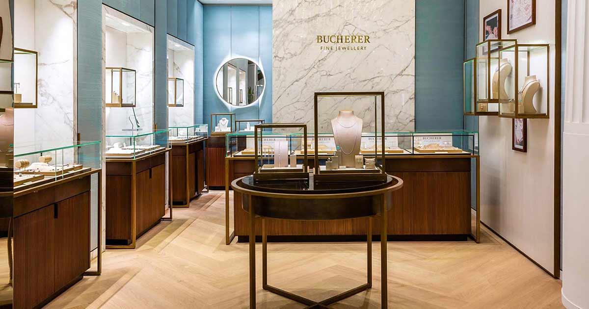 Die erste Bucherer Fine Jewellery-Boutique wurde im Juni in London eröffnet. | © Bucherer