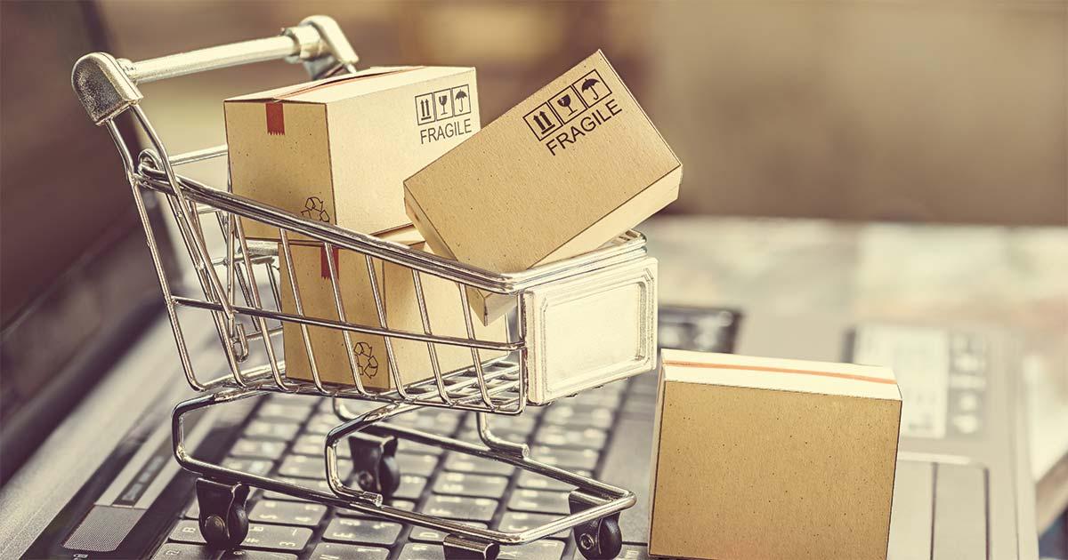 Der Online-Handel hat im zweiten Quartal in Deutschland stark zugelegt. © William Potter | Shutterstock