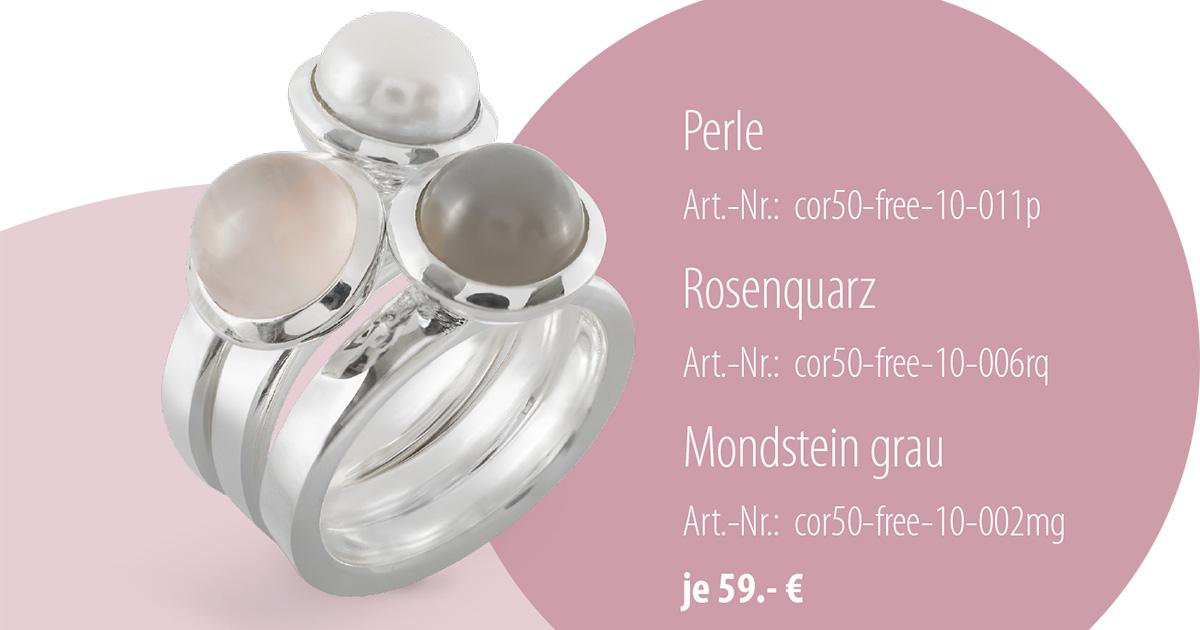 Sterling-Silber mit Edelsteinen, handgemacht – und das in einer Preislage zu 90 % unter 100 Euro.