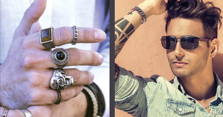Lifestyle trifft Juwelier: Männer schmücken sich wieder. Davon kann auch der Juwelier profitieren.