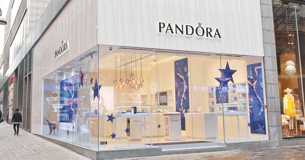 Gewinnwarnung bei Pandora ... wie geht es weiter? (Foto: Ladenbausystem Evolution 2016)