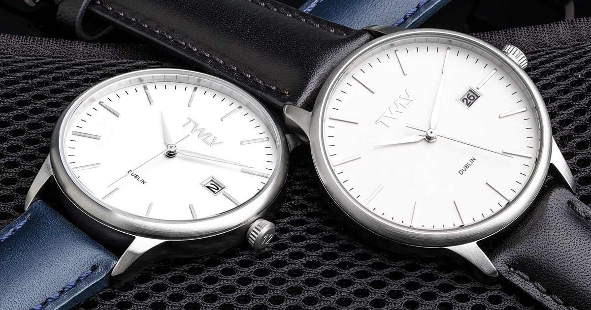 TWLV: Lässige Uhren mit unschlagbarer Marge!