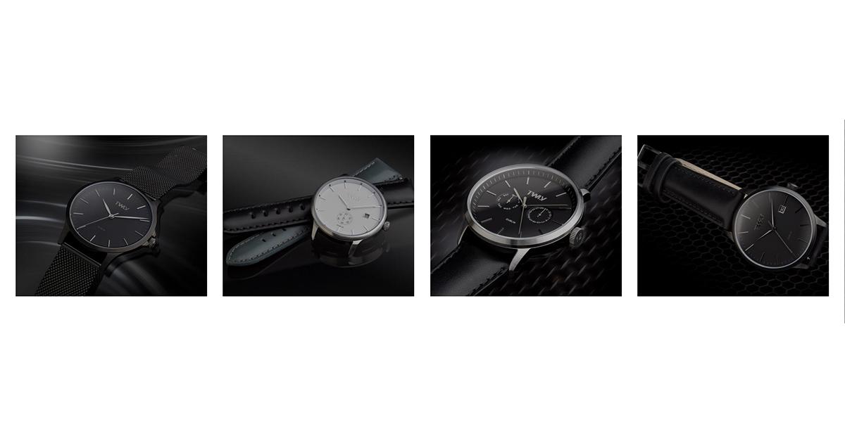 TWLV, stylische Uhren aus Irland