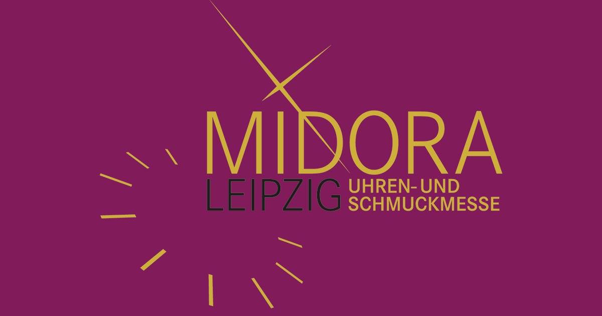 Die Midora Leipzig 2018 findet von 1. bis 3. September statt.