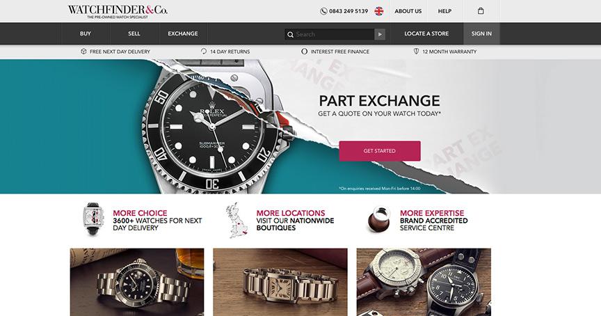 Angeblich hat Richemont 110 Mio. Euro für die englische Uhren-Plattform Watchfinder bezahlt.
