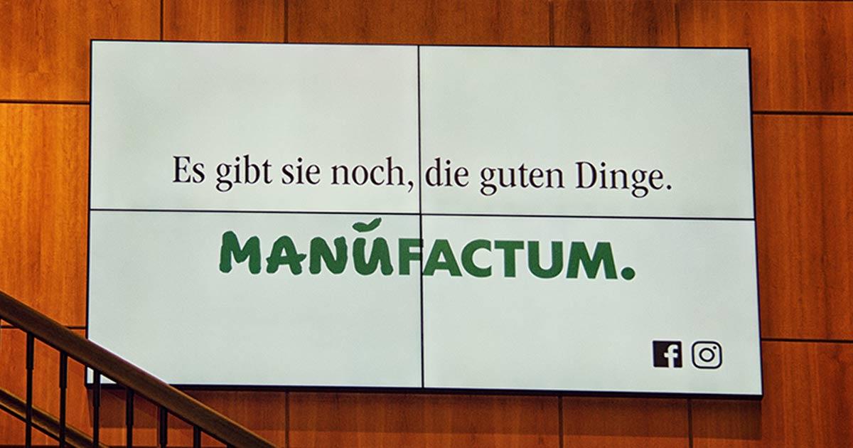 9c5265e860d5da Seit über 30 Jahren ist Manufactum in Deutschland für all jene ein Begriff